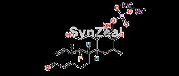 Picture of 16(17)a-17R-Homodexamethasone Sodium Phosphate