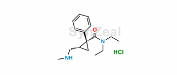 Picture of Milnacipran Hcl Methyl Amine Impurity