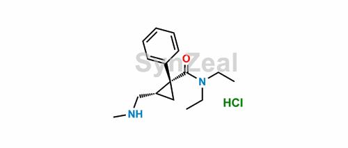 Picture of Milnacipran Methyl Amine Impurity