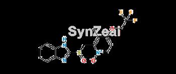 Picture of Dexlansoprazole N-oxide