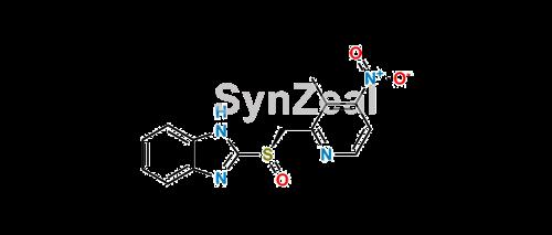 Picture of Dexlansoprazole Nitro Sulphoxide
