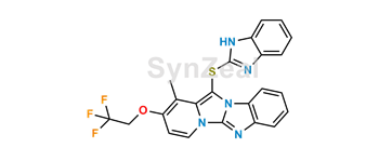 Picture of Dexlansoprazole M+647 Impurity
