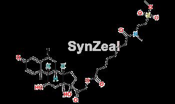Picture of Methylprednisolone Suleptanate Methyl Ester