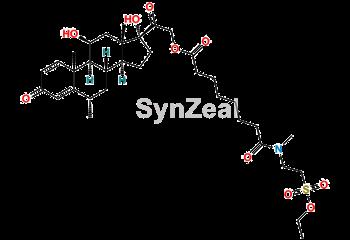 Picture of Methylprednisolone Suleptanate Ethyl Ester