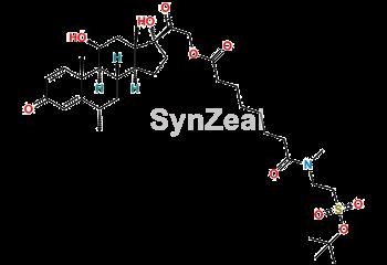 Picture of Methylprednisolone Suleptanate Tert Butyl Ester