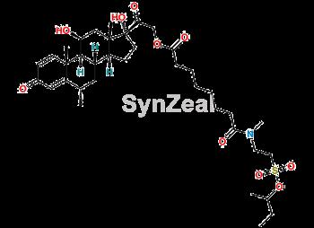 Picture of Methylprednisolone Suleptanate Sec Butyl Ester