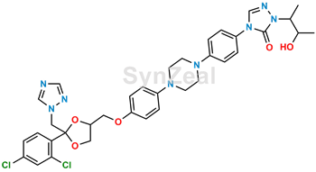Picture of Hydroxy Itraconazole
