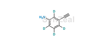 Picture of 3-Ethynylaniline-d4