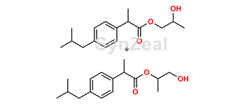 Picture of Ibuprofen 1,2-Propylene Glycol Esters (Mixture of Regio- and Stereoisomers)