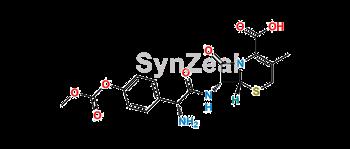 Picture of O- Methoxycarbonyl Cefadroxil