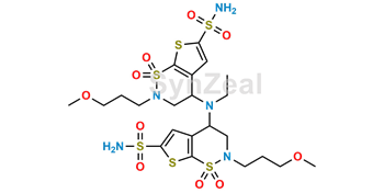 Picture of Brinzolamide Impurity 7