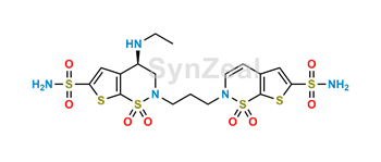 Picture of Brinzolamide Impurity 9