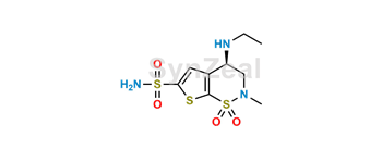 Picture of Brinzolamide Impurity 10
