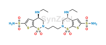 Picture of Brinzolamide Impurity 8