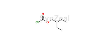 Picture of 2-Ethylbutyl Chloroformate