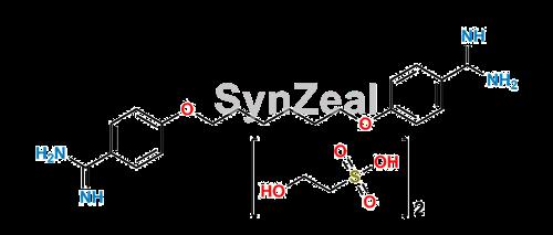 Picture of Hexamidine Diisethionate
