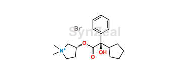 Picture of (2S,3'S)-Glycopyrrolate Bromide