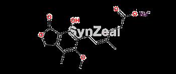Picture of Mycophenolate Z-Isomer Impurity