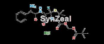 Picture of Pivampicillin Hydrochloride