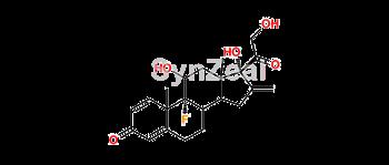 Picture of Fluprednidene Acetate Impurity 1