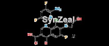 Picture of Delafloxacin Potassium salt