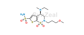 Picture of Brinzolamide Impurity 11