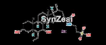 Picture of Tauro Obeticholic acid Na salt