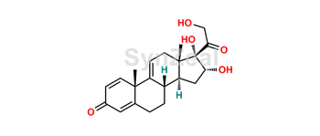 Picture of Budesonide Impurity 7