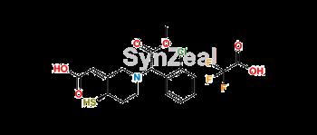 Picture of Clopidogrel Thiol Metabolite H4 Isomer TFA Salt