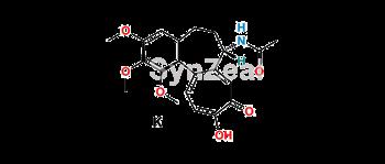 Picture of Colchicine EP Impurity F Potassium salt