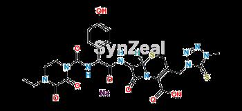 Picture of Cefoperazone EP Impurity B (Sodium salt)