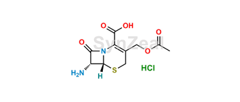 Picture of Cefoperazone EP Impurity E (HCl salt)
