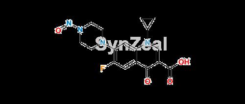 Picture of N-Nitroso Ciprofloxacin
