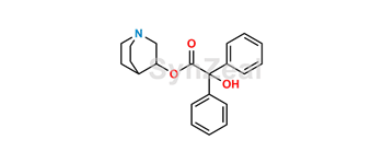 Picture of 3-Quinuclidinyl Benzilate