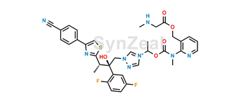 Picture of Isavuconazole Impurity 14