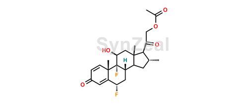 Picture of Diflucortolone Valerate Impurity 2