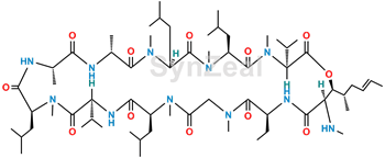 Picture of Cyclosporin A Isomer