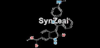 Picture of Despiperazinylnintedanib E-isomer