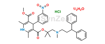 Picture of Lercanidipine Hydrochloride Hemihydrate