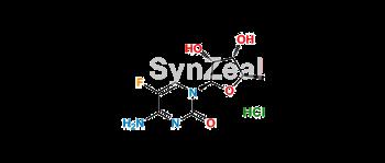 Picture of Capecitabine EP Impurity A Hydrochloride