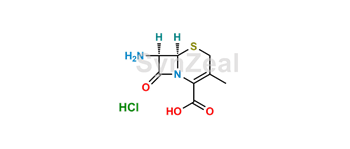 Picture of Cefadroxil EP Impurity B Hydrochloride
