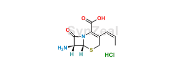 Picture of Cefprozil EP Impurity D Hydrochloride