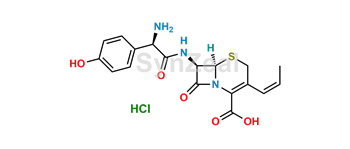 Picture of Cefprozil (Z)-Isomer Hydrochloride