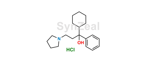 Picture of Procyclidine Hydrochloride
