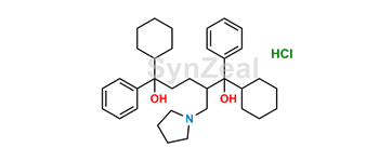 Picture of Procyclidine Hydrochloride Impurity 1