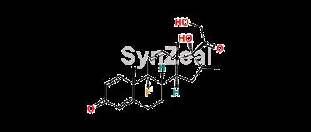 Picture of 11,12-Dehydroxy-Betamethasone