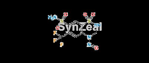 Picture of N-Nitroso-Hydroflumethiazide