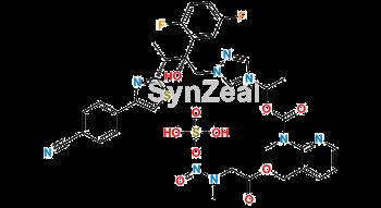 Picture of N-Nitroso Isavuconazonium Sulfate