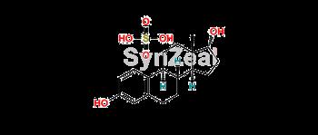 Picture of Ethinylestradiol EP Impurity L Sulfate salt