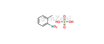 Picture of 1-methyl-2-nitrobenzene Sulfate